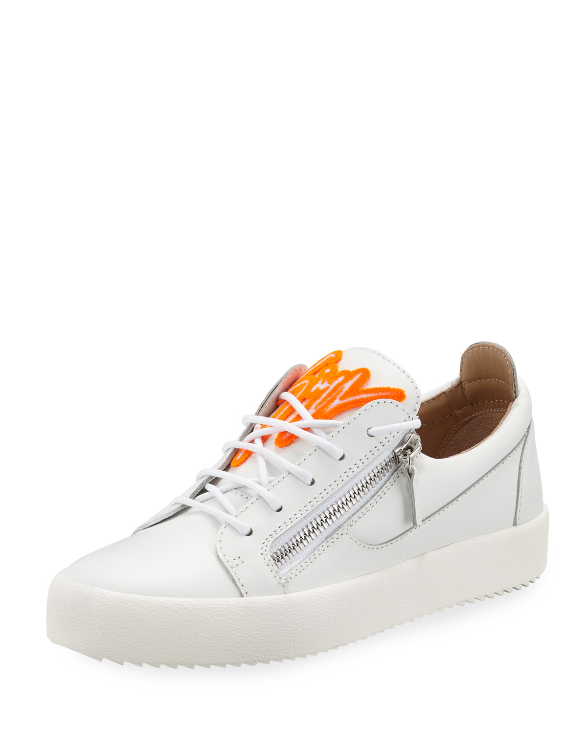 8a0785d2e84 Men's Felted Signature Low-Top Sneakers