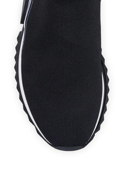 Dolce & Gabbana Men's High-Top Sorrento Sneakers