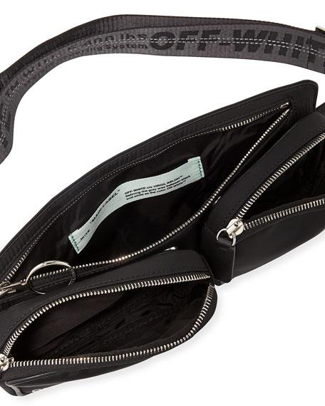 Off-White Men's Belt Bag/Fanny Pack