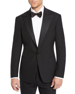 e640749f1244a3 Men's Designer Tuxedos and Formal Wear at Neiman Marcus