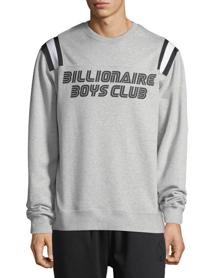 Billionaire Boys Club Men's Tour De Pullover Sweatshirt