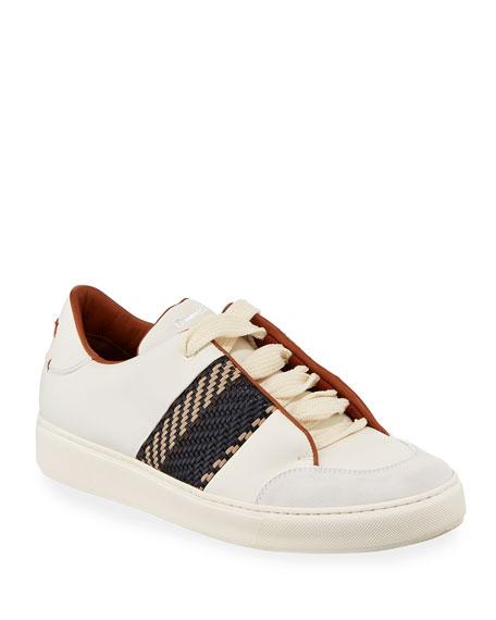 01127a5f492 Puma Men s Clyde Paisley Suede Platform Low-Top Sneakers