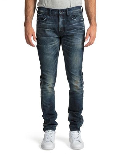 Men's Windsor Skinny Stretch Denim Jeans