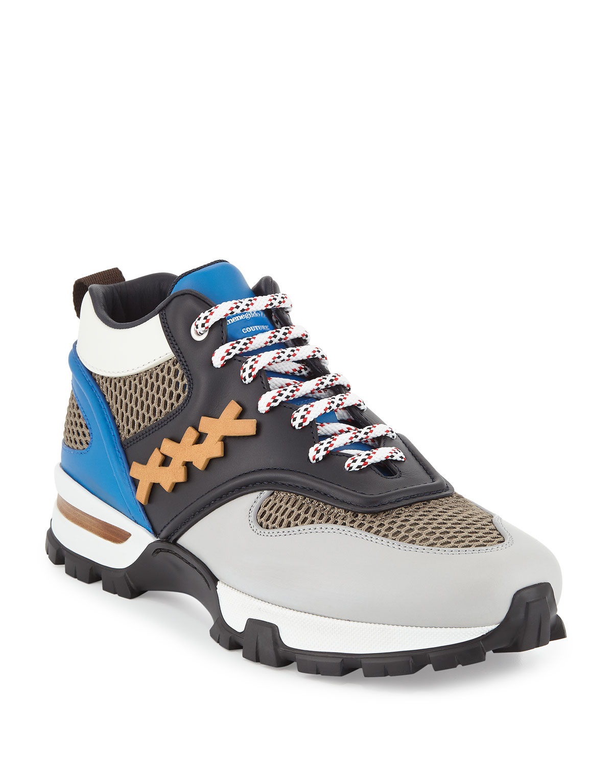 f57b5703a2 Men's Cesare Colorblock Hiker Sneakers