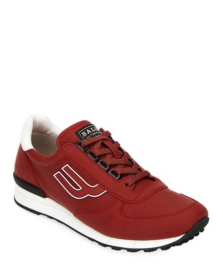 Bally Men's Goldy Retro Runner Sneakers