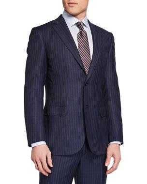 9208f98e47ce Men's Designer Suits at Neiman Marcus