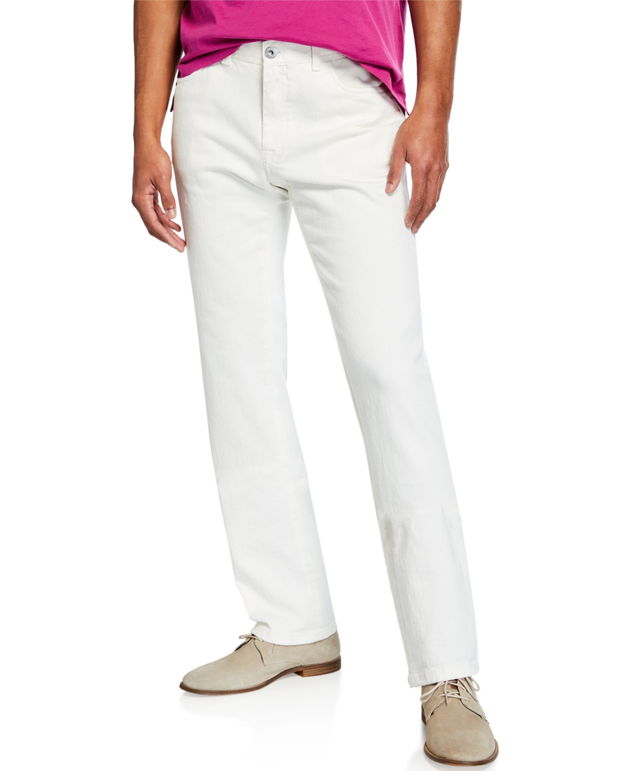 Brioni Men's Pants with Pocket Detail