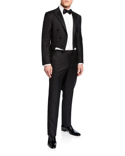 Men's Formal Tasmanian Solid Jacket
