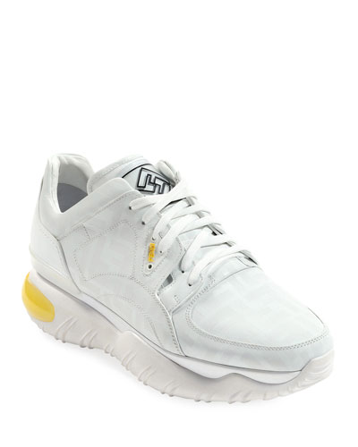 Men's Fancy Fendi Chunky Photosensitive Color-Changing Sneakers