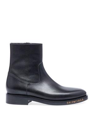 a566074a9 Men's Designer Boots at Neiman Marcus