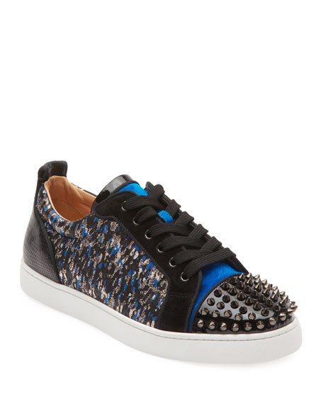 save off 2b108 f97a5 Men's Louis Junior Spike Low-Tip Sneakers