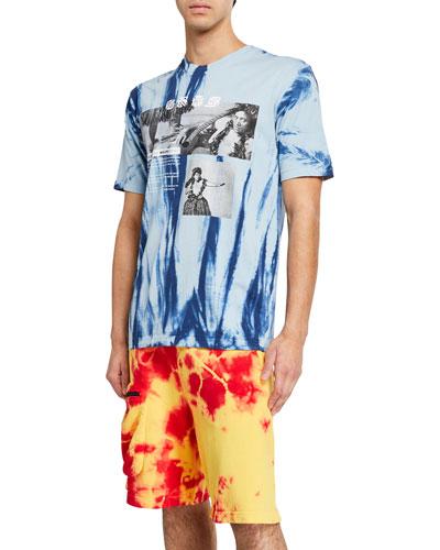 Men's Tales From Maunakea Tie-Dye T-Shirt