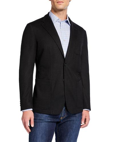 Men's Edition Travel-Knit Jacket