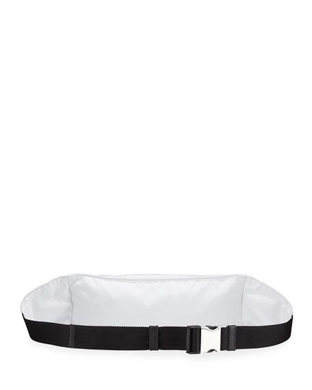 Prada Men's  Tessuto Montagno Belt Bag