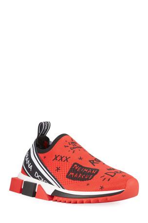 Men's Designer Sneakers at Neiman Marcus