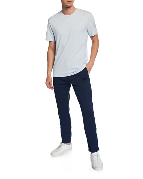 Image 3 of 3: Men's Year Round Slim Fit Chino Pants