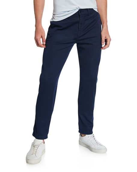 Image 1 of 3: Men's Year Round Slim Fit Chino Pants