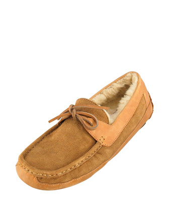 Byron Slipper, Chestnut
