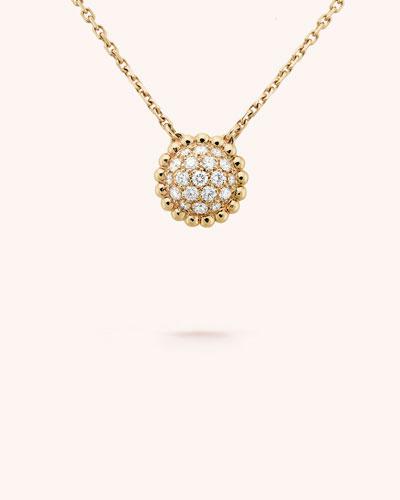 Perlée Diamonds Pendant