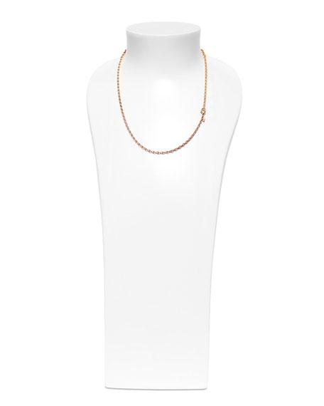 Tamara Comolli 18k Rose Gold Chain Necklace