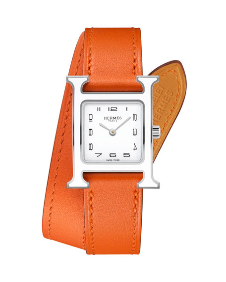 Image 1 of 1: Heure H Watch, 21 x 21 mm