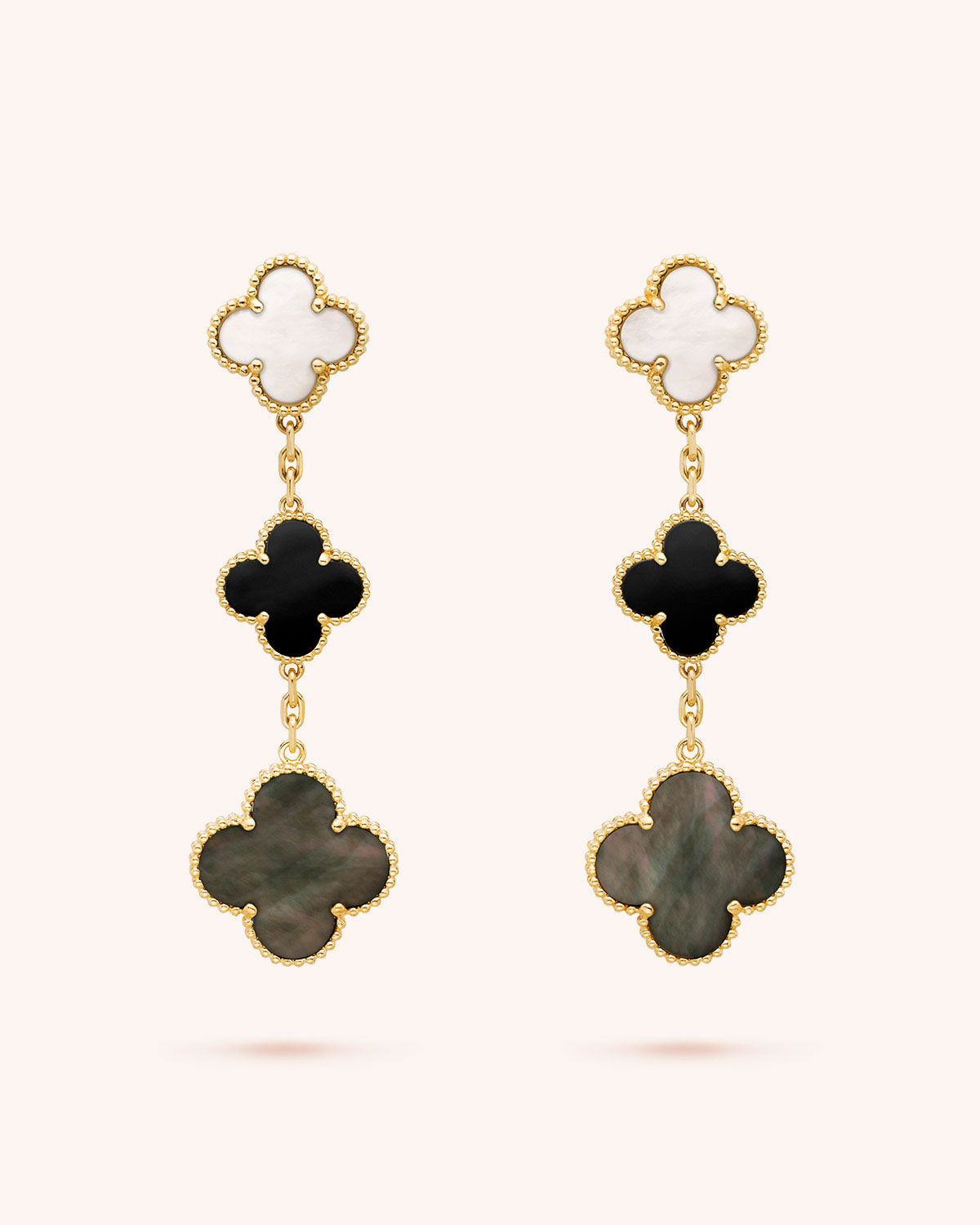 Magic Alhambra Earrings 3 Motifs