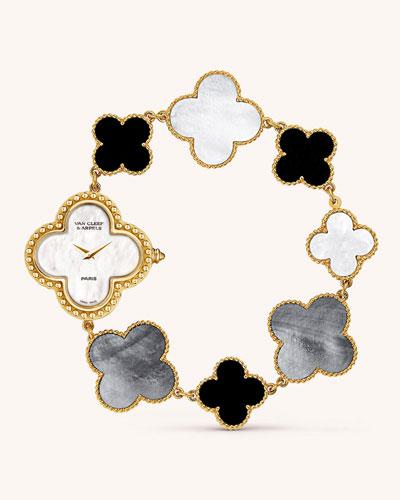 Alhambra Bracelet Watch