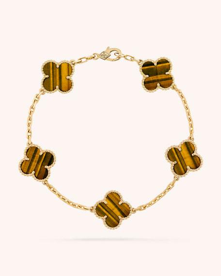 Van Cleef & Arpels Vintage Alhambra Bracelet, 5
