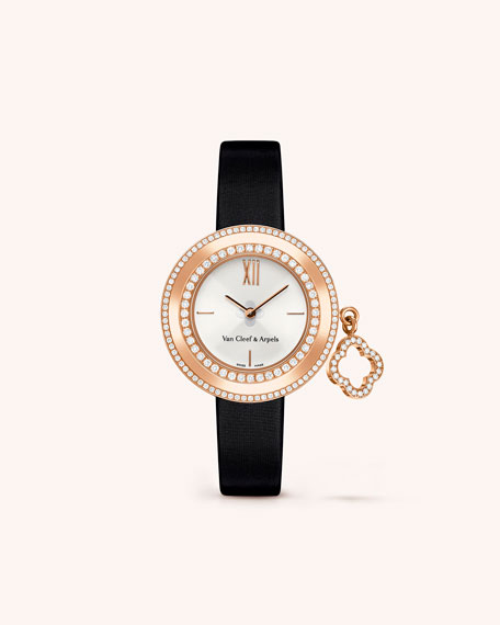 Van Cleef & Arpels Charms Watch, 25mm