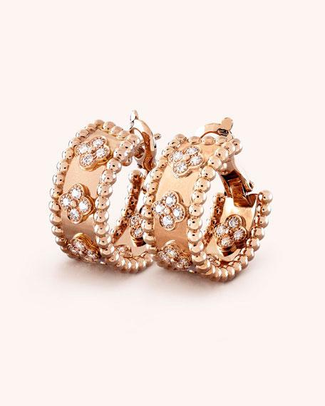 Perlée Clovers Earrings