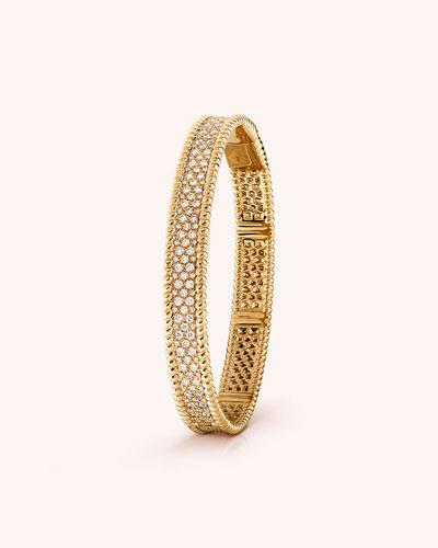 Perlée Diamonds Bracelet