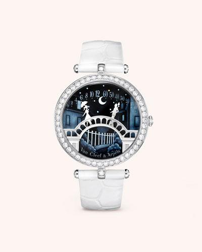 Lady Arpels Pont des Amoureux Watch