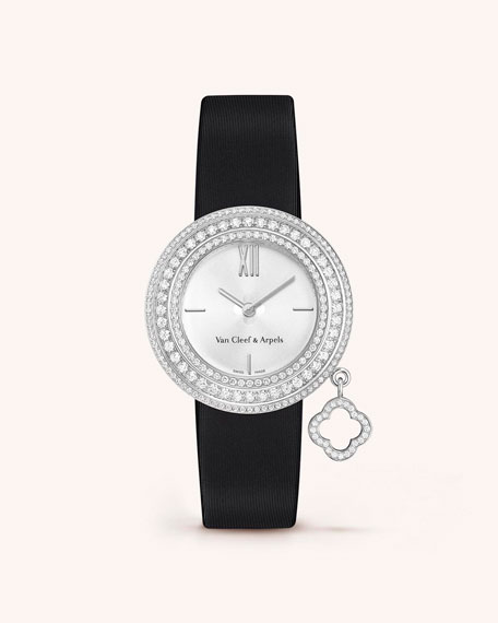 Van Cleef & Arpels Charms Watch, 32mm
