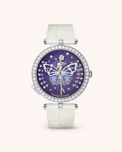 Poetic Complications Timepieces Ballerine Enchantee