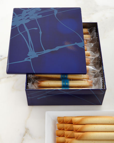 Image 1 of 2: 30 Cigare Cookies