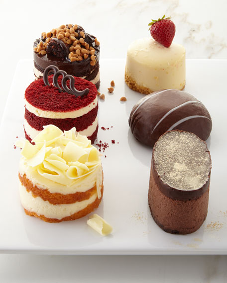 Annie Pie's Bakery Mini Cakes Sampler