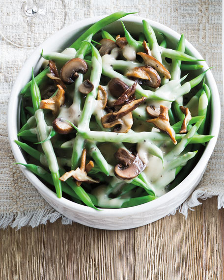 Green Bean Casserole, For 8-10 People