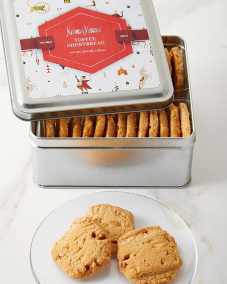 Neiman Marcus Toffee Shortbread Cookies