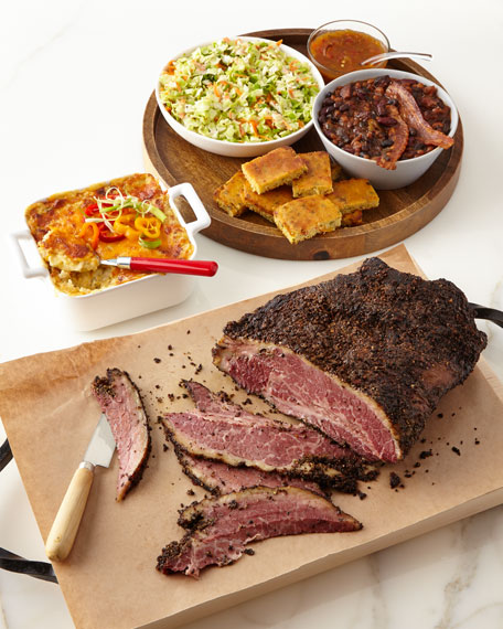 Complete Brisket Dinner, For 8-10 People
