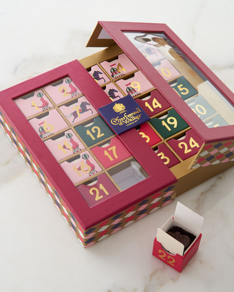 CAROUSEL ADVENT CALENDAR