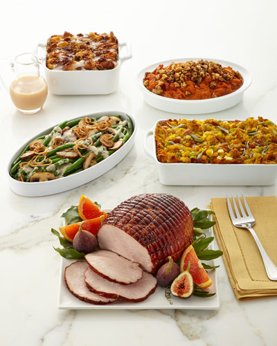 Hickory-Smoked Turkey Breast Meal  For 6-8 People