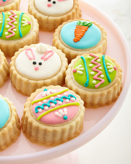 Image 3 of 3: Easter Bunny Shortbread Cookies