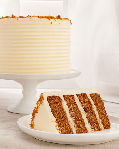 4 Layer Pumpkin Caramel Cake