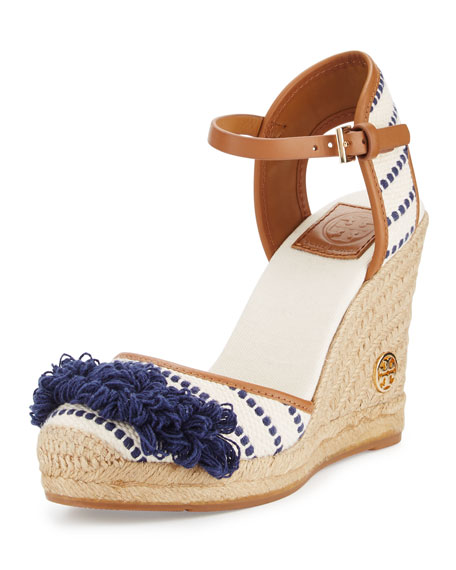 b476b775ab71f TORY BURCH SHAW STRIPED ESPADRILLE WEDGE PUMP
