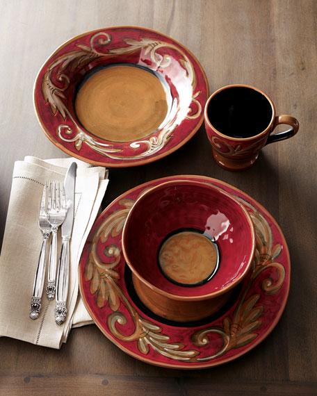 Four Novus Pasta Bowls