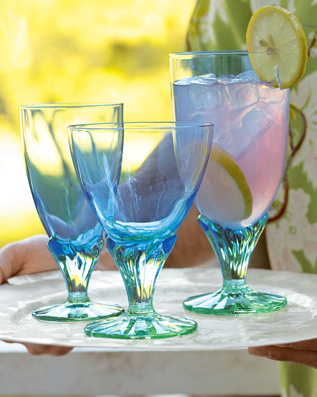 Bahia Dessert Glasses, Set of 6