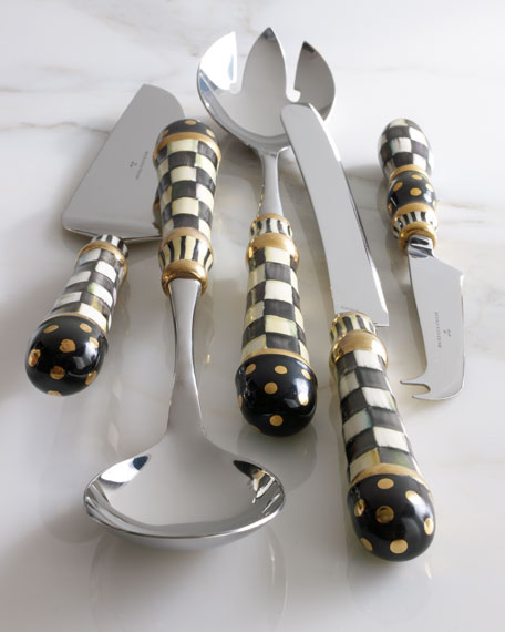 Courtly Check Cheese Knife