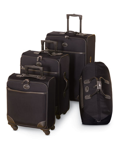Black Pronto Luggage