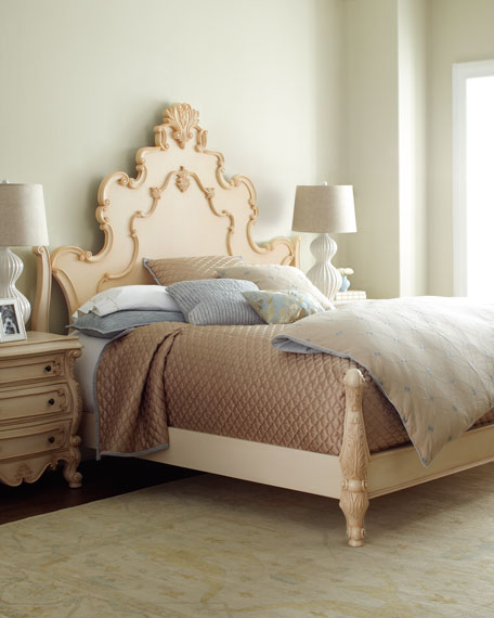 Cream Bedroom: Nicolette Cream Bedroom Furniture