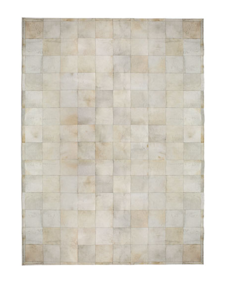"Pearl Blocks Rug, 11'6"" x 14'6"""